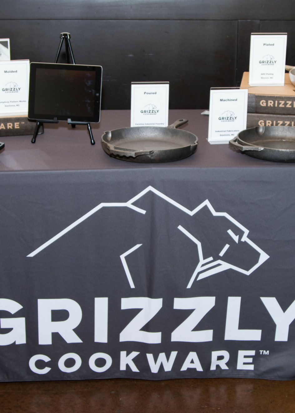 GRIZZLY Cookware Pre-Launch Event