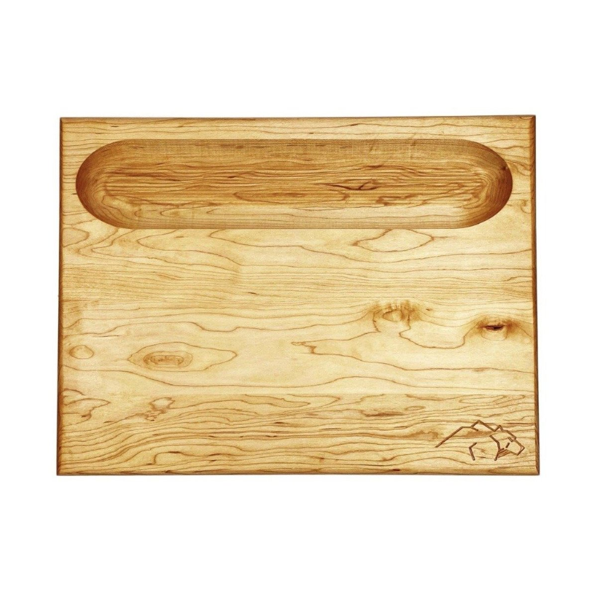 Dual-Sided GRIZZLY Cutting Board