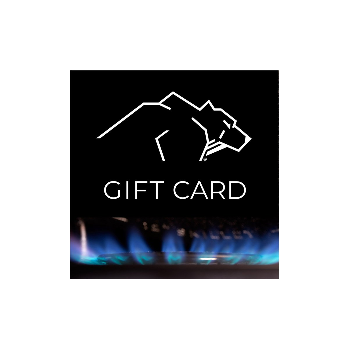 GRIZZLY Cookware Gift Card