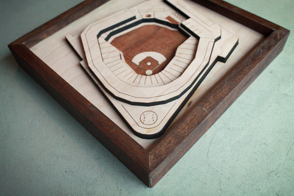 Citi Field - Ballpark Diamond by Stadium Graph - 5