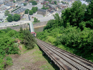 The Johnstown Inclined Plane - Pennsylvania