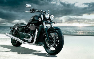 The Triumph Thunderbird