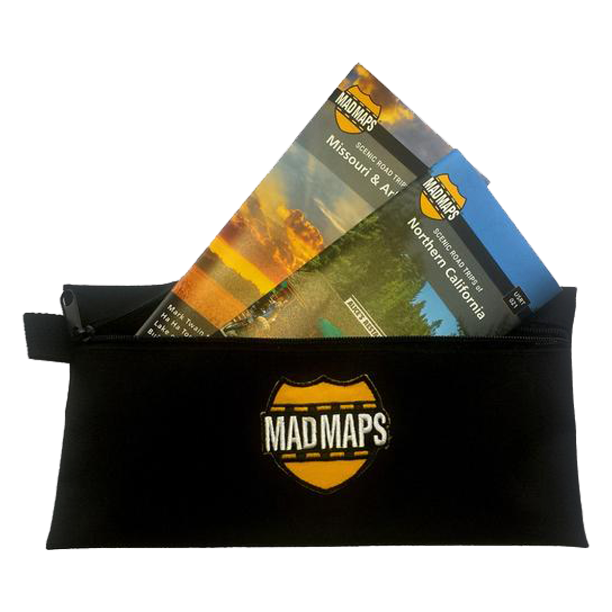 MAD Maps - Map Case - Fits Up to Eight Tall Maps - MAD Maps