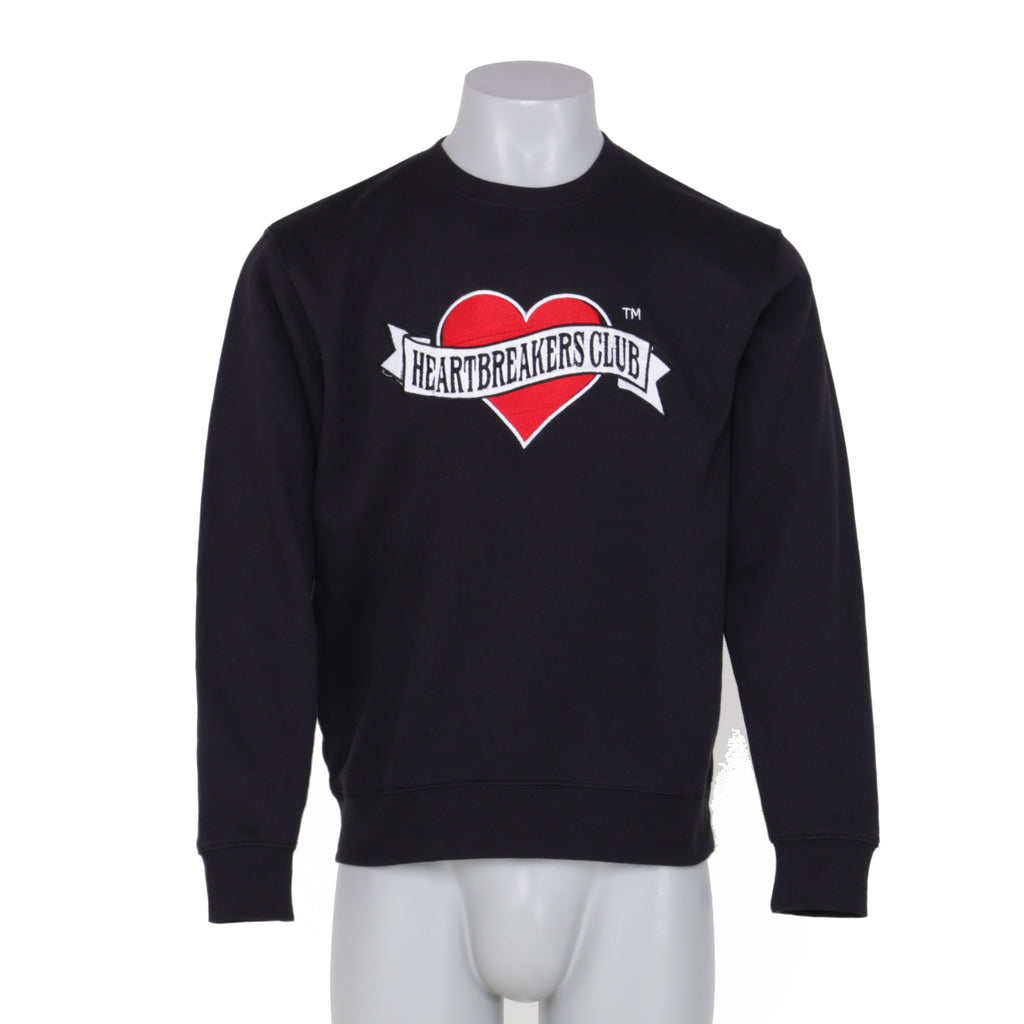 Heartbreakers Club Jumper - Black