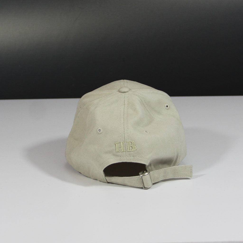 Elite Society Baseball Cap - Stone