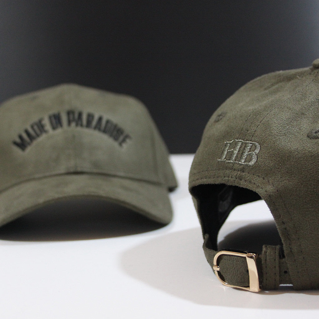 MADE IN PARADISE Baseball Cap