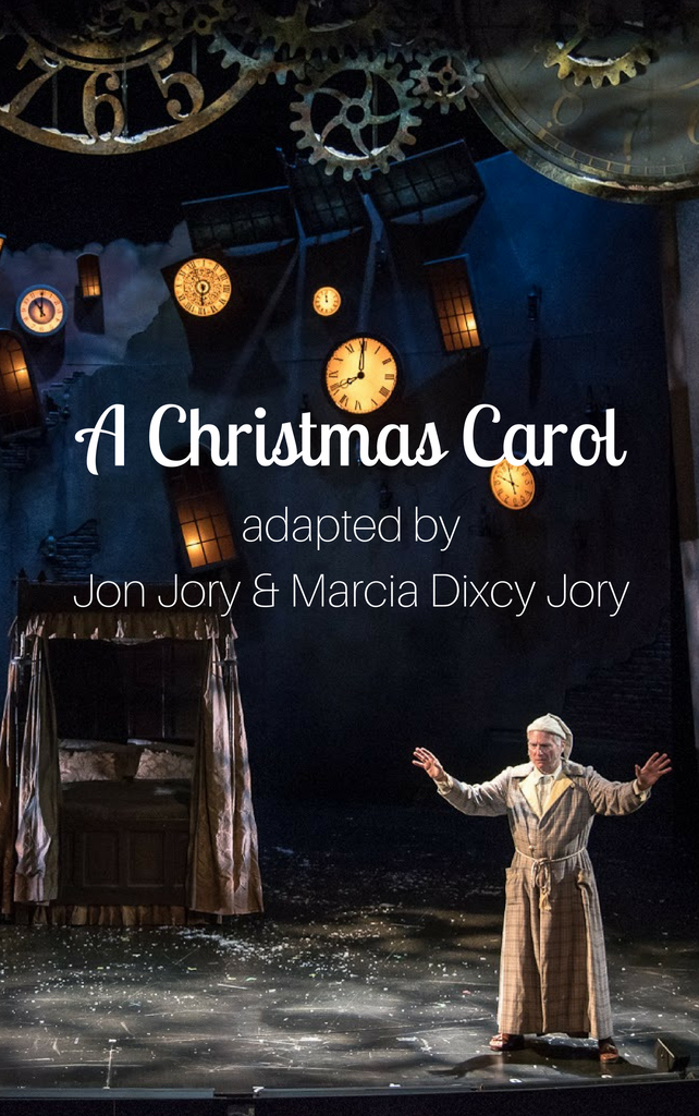 Play: A Christmas Carol by Jon Jory & Marcia Dixcy Jory - Stage Partners