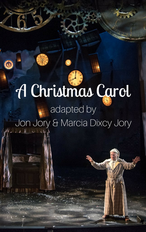 A Christmas Carol - Stage Partners
