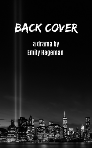 Play: Back Cover by Emily Hageman - Stage Partners
