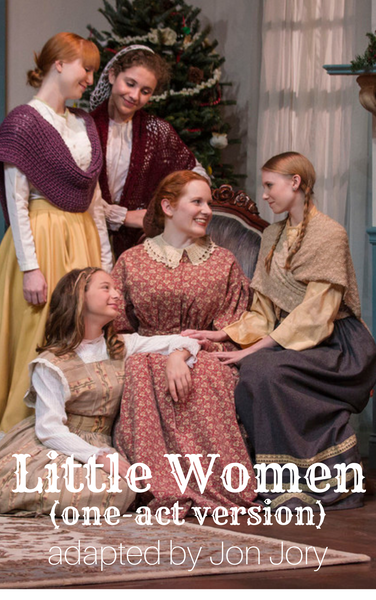 Play: Little Women (one-act) by Jon Jory - Stage Partners