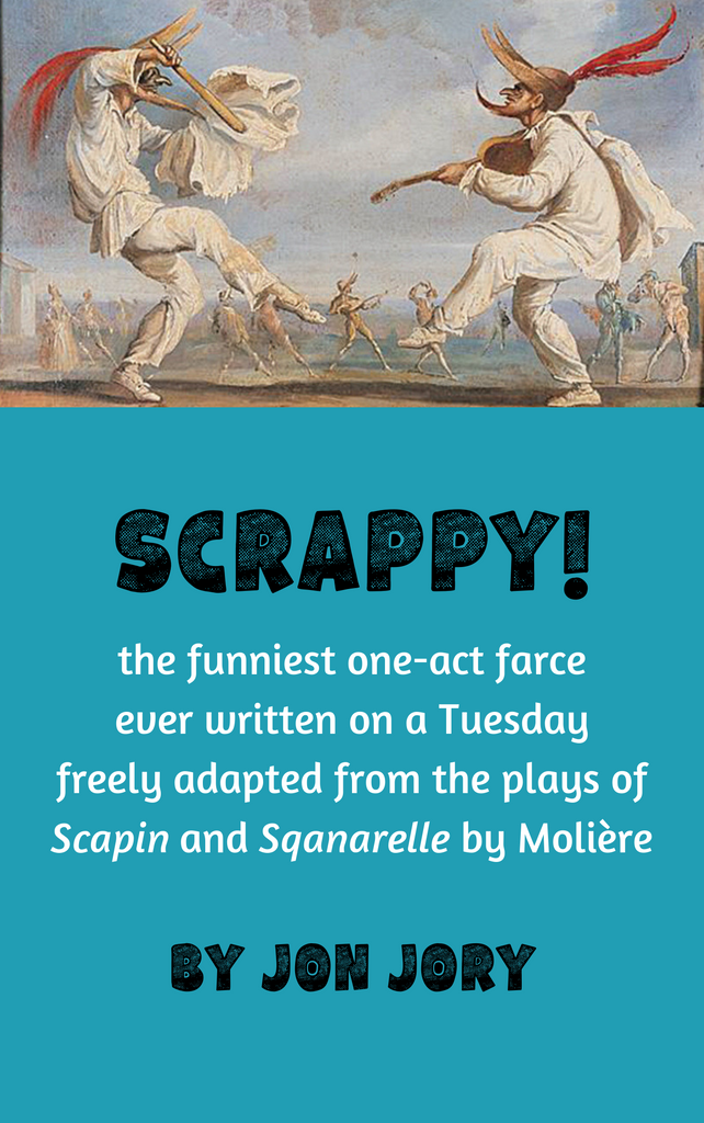 Play: Scrappy by Jon Jory - Stage Partners