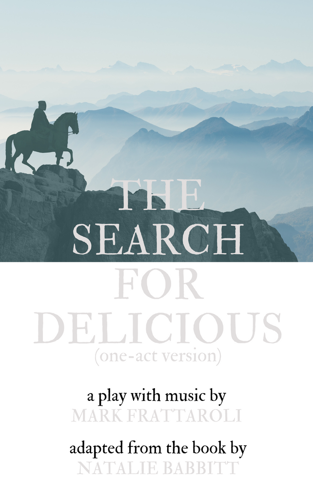 The Search for Delicious (one-act version) - Stage Partners
