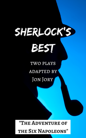 Sherlock's Best: The Adventure of the Six Napoleons - Stage Partners