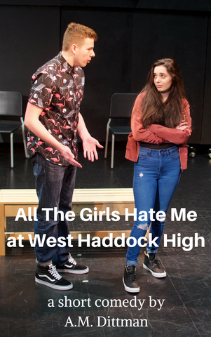 All The Girls Hate Me at West Haddock High - Stage Partners