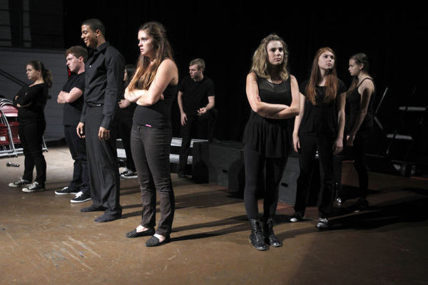 Lesson Plan: Ensemble Warm-Ups - Stage Partners