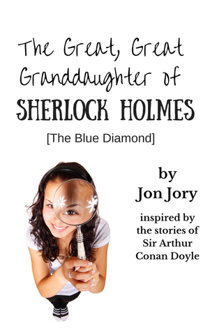 The Great, Great Granddaughter of Sherlock Holmes: The Blue Diamond - Stage Partners