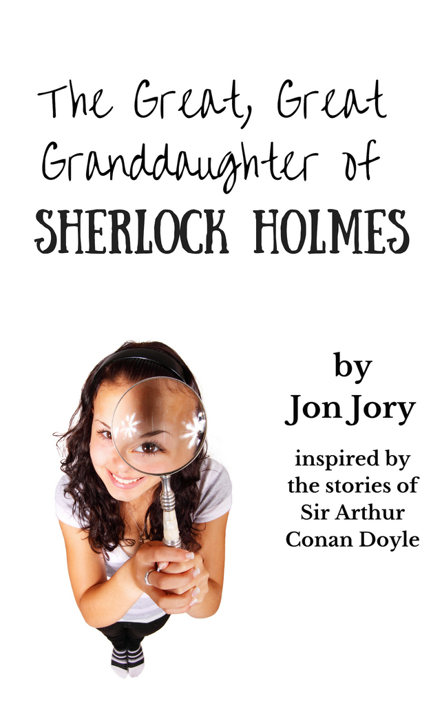 The Great, Great Granddaughter of Sherlock Holmes - Stage Partners