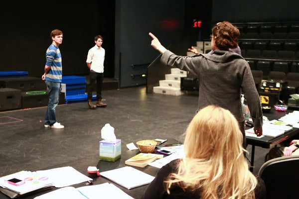 Acting Exercise: Character Walk - Stage Partners