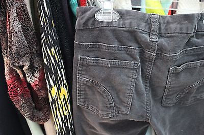 JOES JEANS Grey Cords sz 14 GIRLS - Worn Once