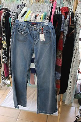 SEVEN for all MANKIND Georgia Jeans Girls Sz 14- NEW