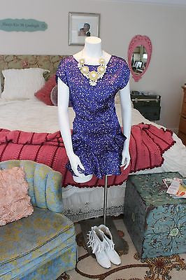 COVER jungle gurl made in CA party mini dress sz S - NWOT