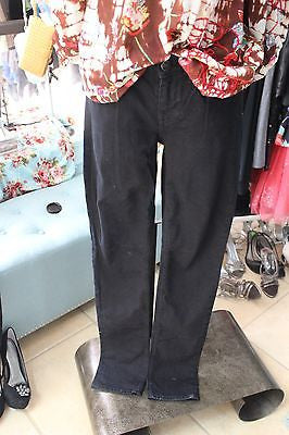 WILLIAM RAST Black Skinny Jeans sz 29