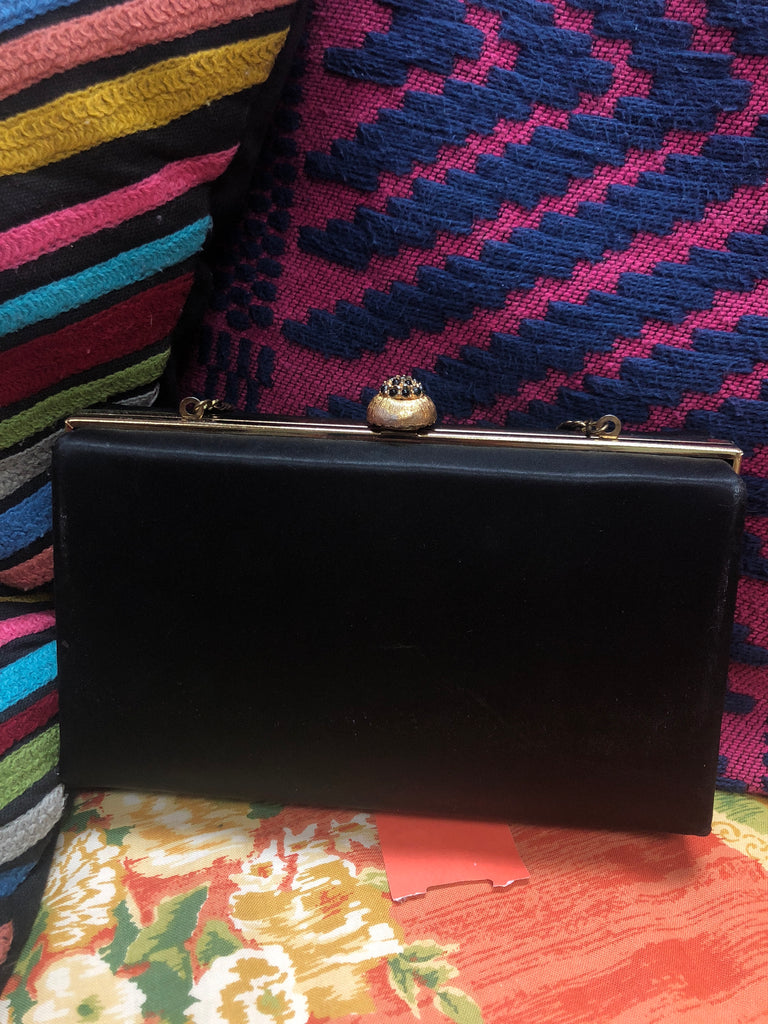 Small Black Clutch - $18