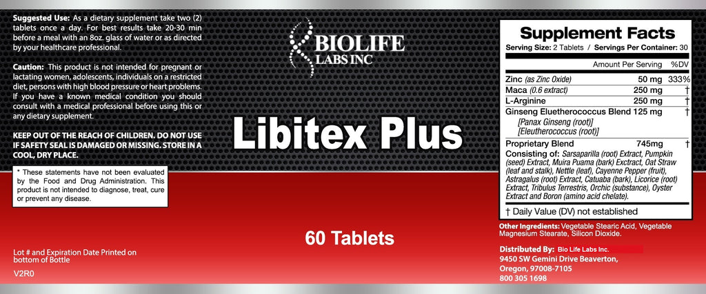 Libitex Plus