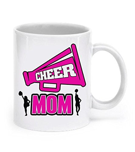 Cheer Mom Mug - Cheer Mom Accessories - Cheer Gifts - Cheer Mugs