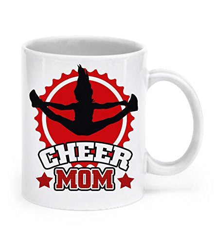 Cheer Mom Mug - Cheer Mom - Cheer Mom Gifts - Cheer Mug
