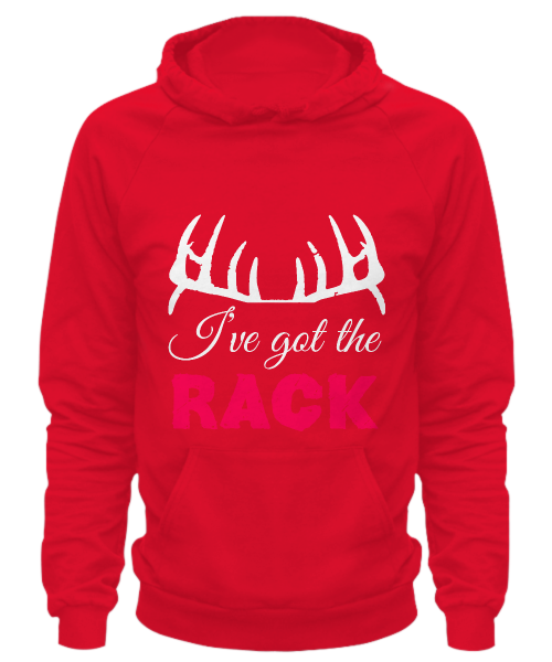 I've got the rack