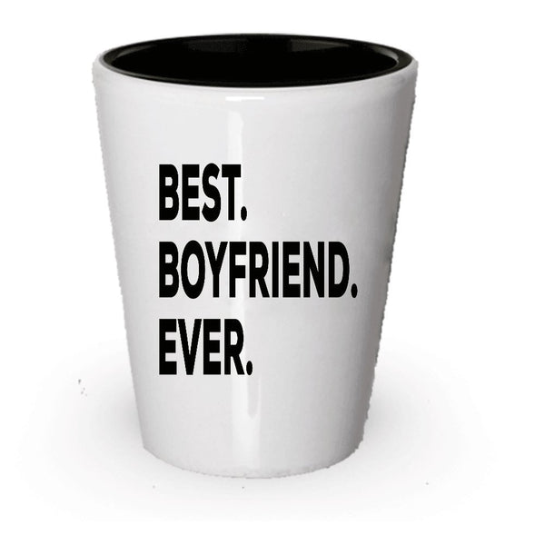 Best Boyfriend Shot Glass - For Awesome Boyfriend - Love Cute Funny (6)