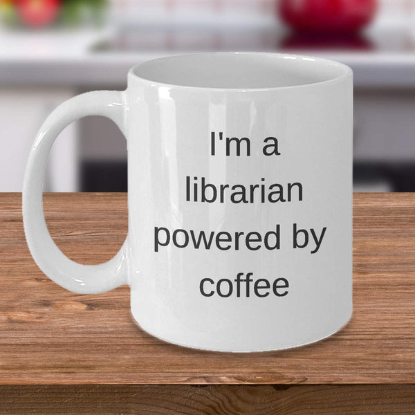 Librarian coffee mug - awesome librarian - badass librarians - best librarian ever