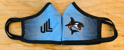 Rattlers Sublimation Face Mask