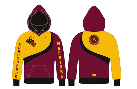 Sublimated Team Hoodie