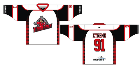 Nanaimo Sr.A Home Jersey - Youth