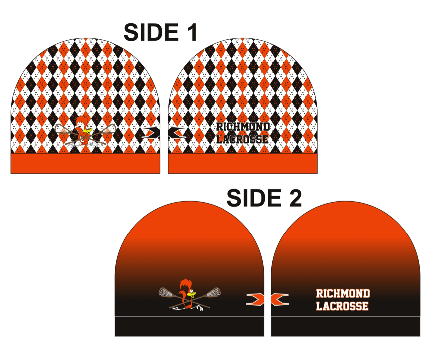 Sublimated Toque
