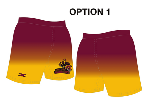 Sublimated Fade Short