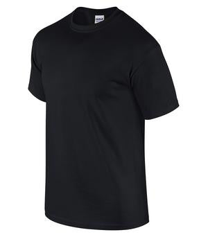 Cotton Gildan T-Shirt - Black