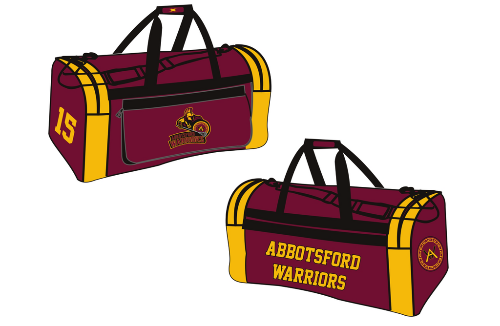 Sublimated Travel Bag