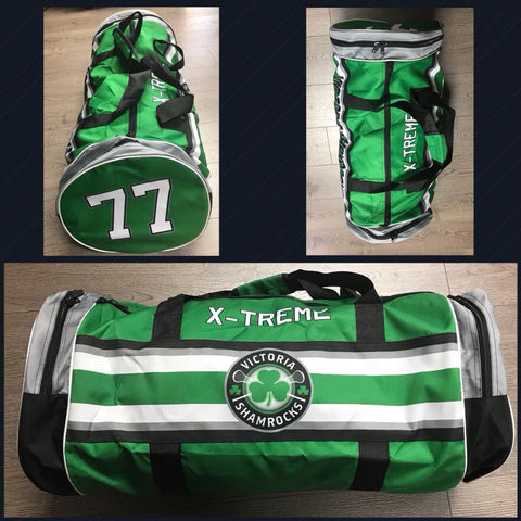 CHRISTMAS SPECIAL  - SUBLIMATION BARREL BAG (4/5 Week Delivery)