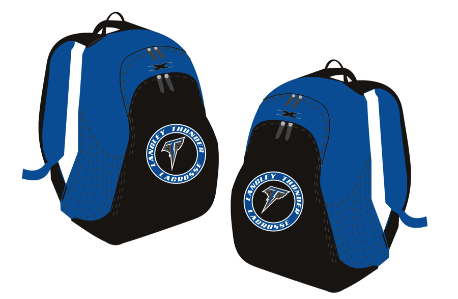 Sublimated Team Backpack - OUT OF STOCK