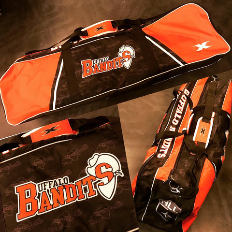 FEATURE ITEM: X-treme Sublimation Gear Bags