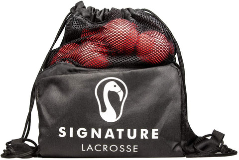 Shooter Bag Of 25 Red Foam Balls