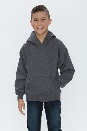 Navy ATC Cotton Youth Hoodie - With Screen Print