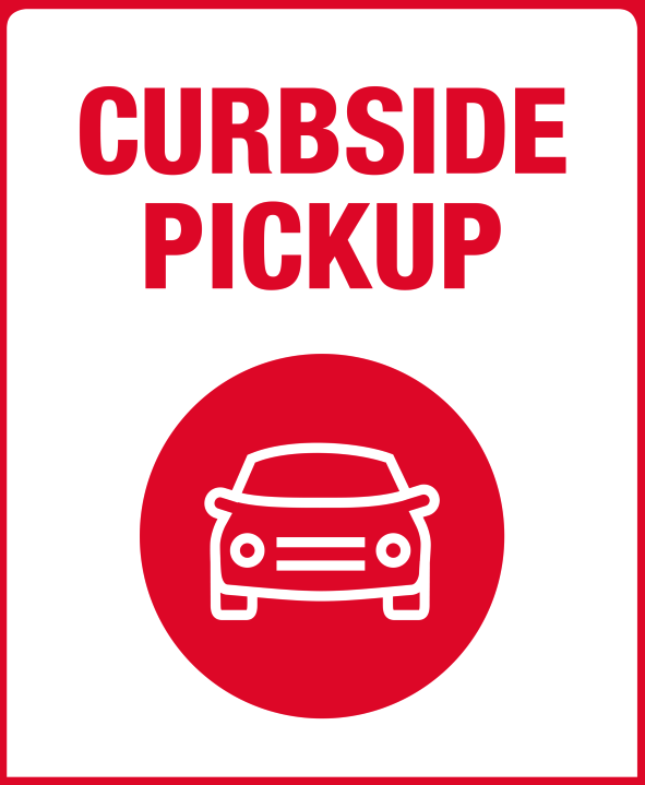 Curbside Pick Up Add On