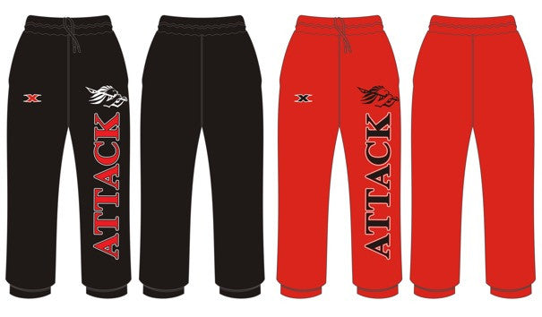 Custom Fleece Sweatpants - OUT OF STOCK