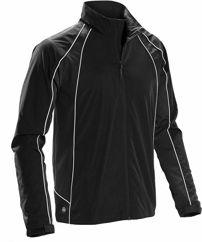 Men's Warrior Training Jacket - STXJ-2 Left Chest Embroidery