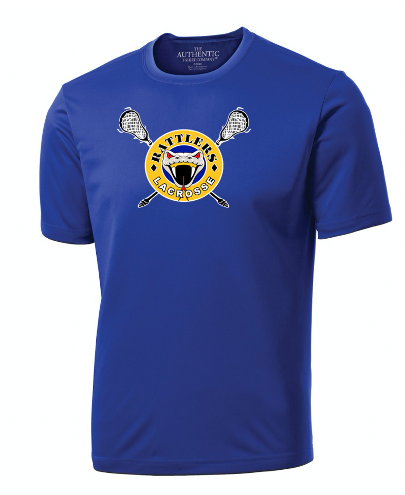 ATC Dry Fit Performance T-Shirt - Royal Blue