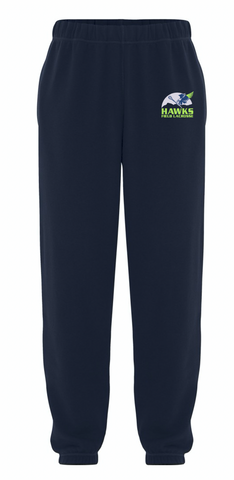 ATC Everyday Fleece Sweatpants - With Embroidery (Navy Blue)